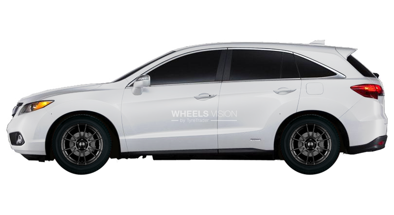 Tyres And Wheels Sizes Acura RDX II - Acura rdx tires